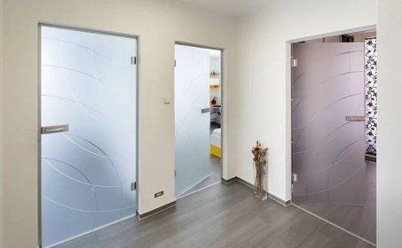 celoskleněné dveře-4