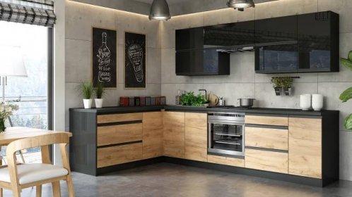 kuchyňské linky Kladno-5