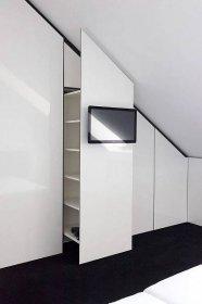 skříně do podkroví-3